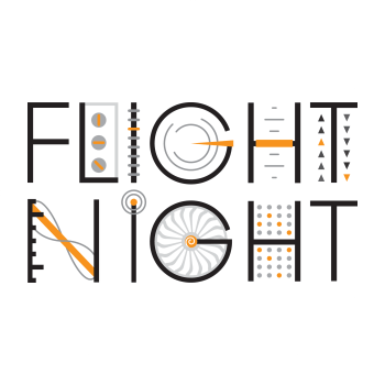 Tulsa Charity Flight Night